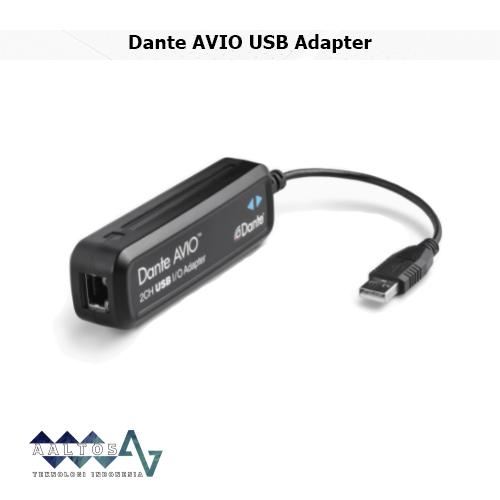 Dante AVIO USB Adapter